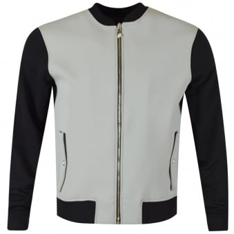 Versus Versace Black/Grey Jacket