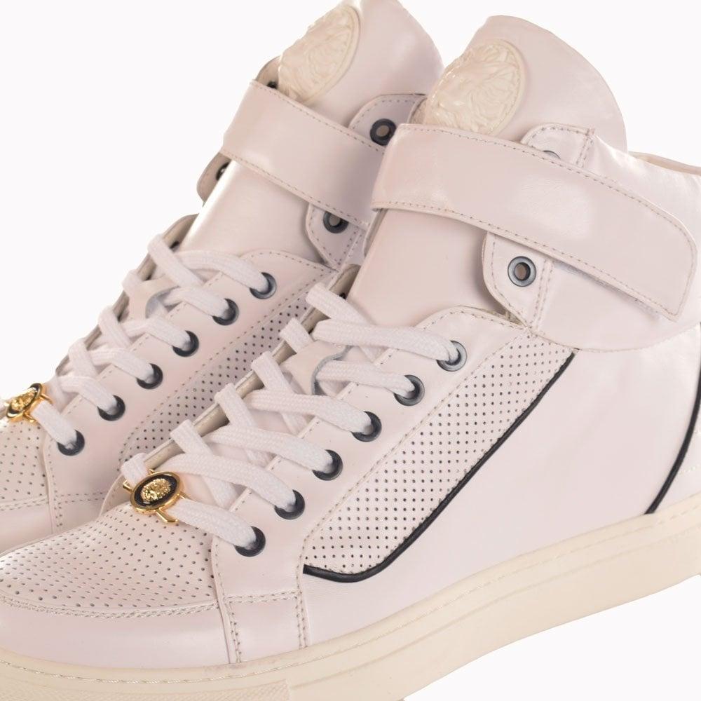 Par Rapport Versace-tops Et Hauts Chaussures De Sport jHjNF3CxB
