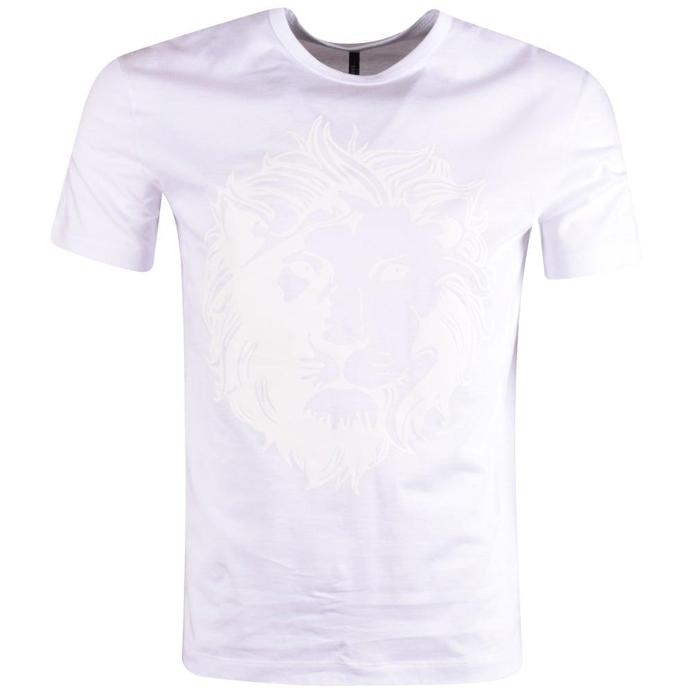 Mens White Versace T Shirt