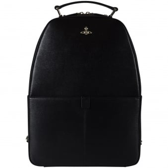 Vivienne Westwood Kent New Saffiano Leather Backpack