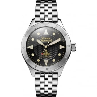 Vivienne Westwood Stainless Steel Watch
