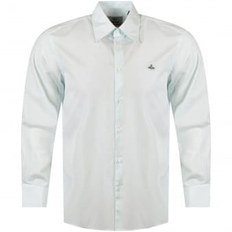 Vivienne Westwood Mint Long Sleeved Shirt
