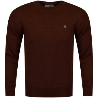 Vivienne Westwood Rust Light Jumper