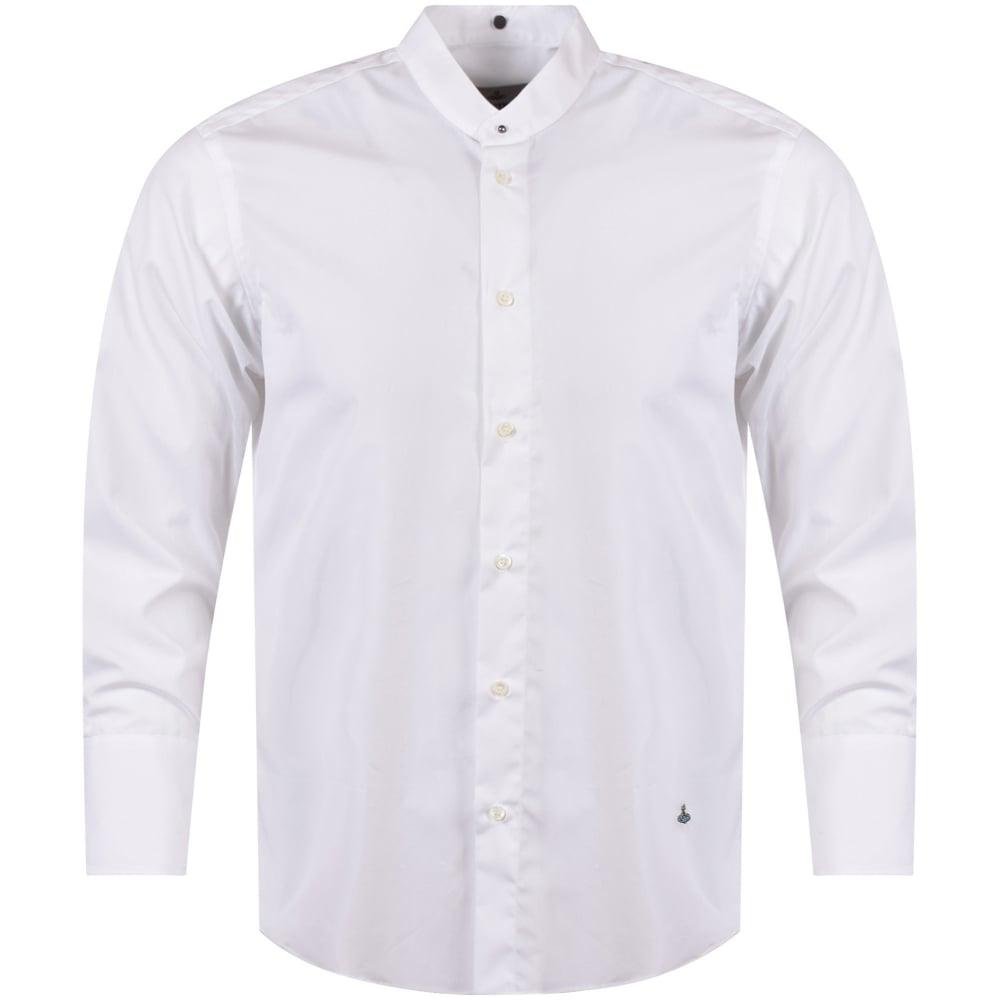 8f6cca14f7 VIVIENNE WESTWOOD Vivienne Westwood White Detachable Collar Shirt ...
