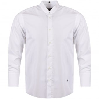 Vivienne Westwood White Detachable Collar Shirt