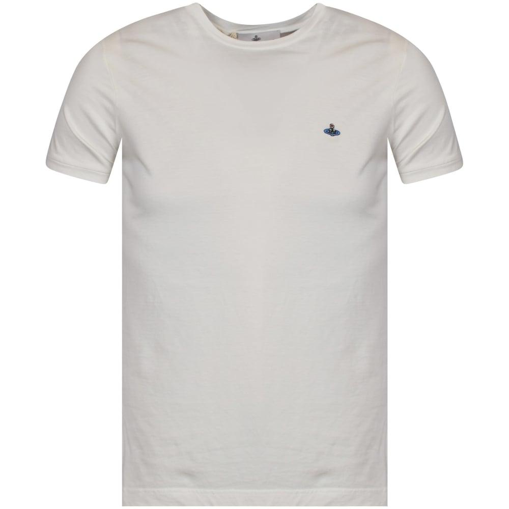 363cf435cb VIVIENNE WESTWOOD Vivienne Westwood White Short T-Shirt - Department ...