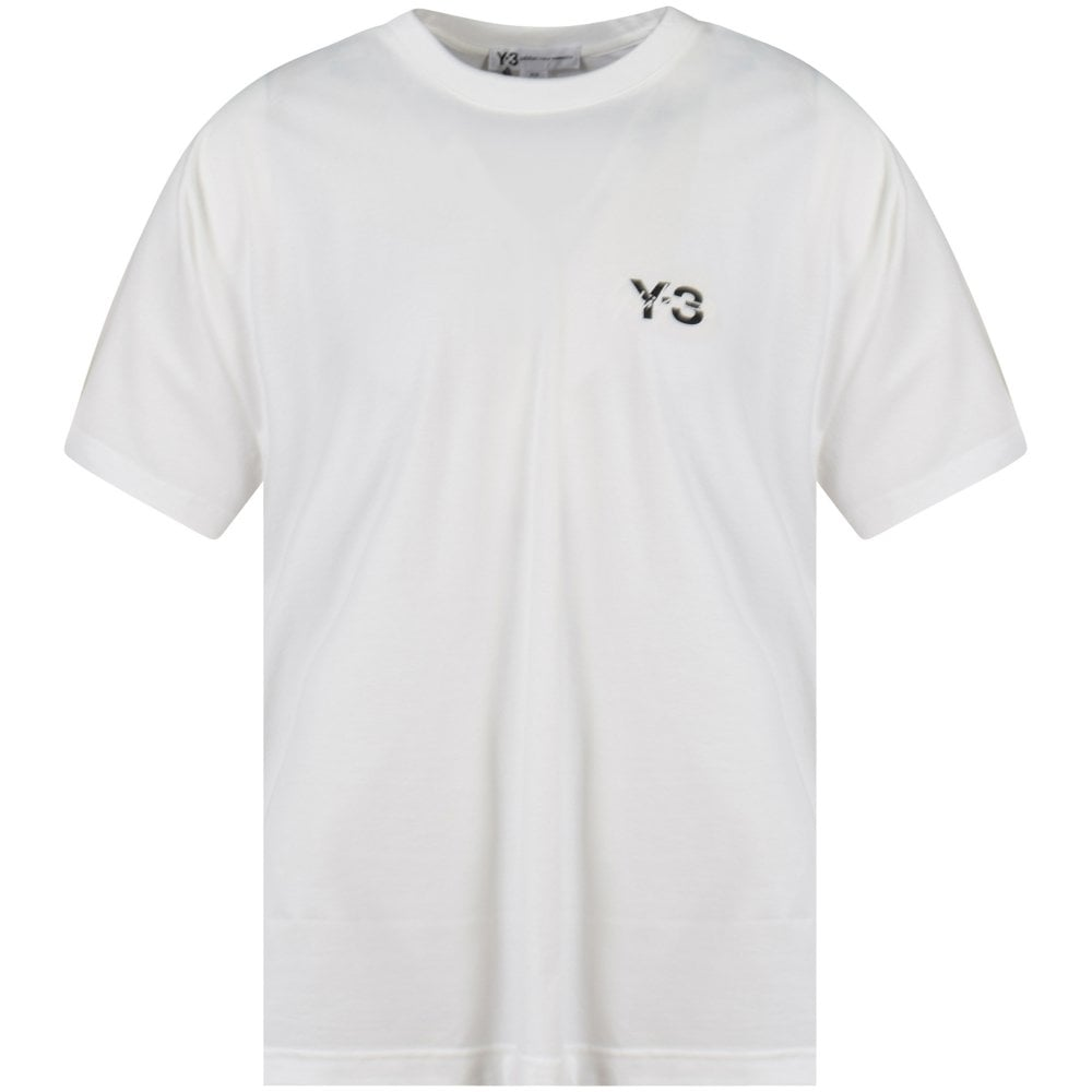 ae90f5ce85532e ADIDAS Y-3 White Oversized T-Shirt - Men from Brother2Brother UK