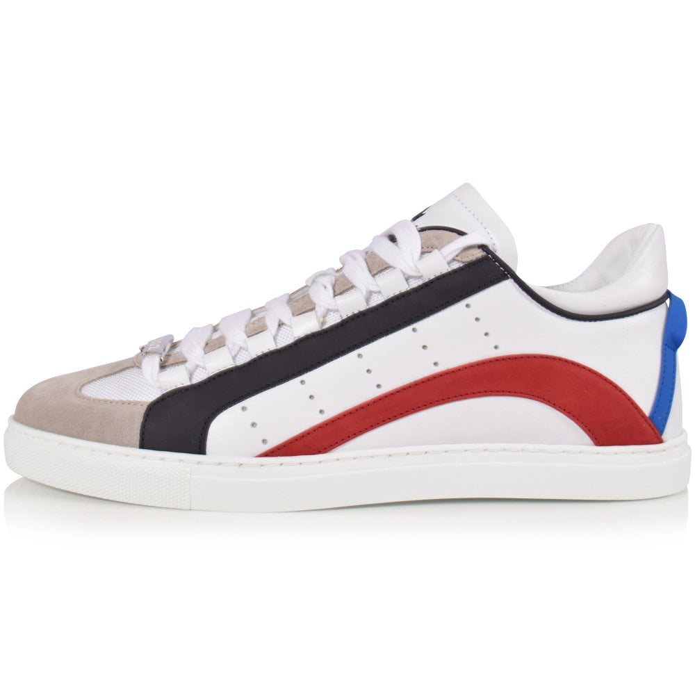best authentic c2a77 cd89a White/Red 551 Trainers
