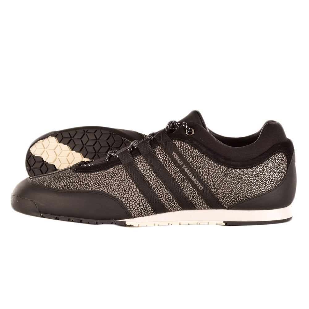 62319ee943b2 ADIDAS Y-3 Y-3 Boxing Stingray Silver   M25657 - Men from Brother2Brother UK