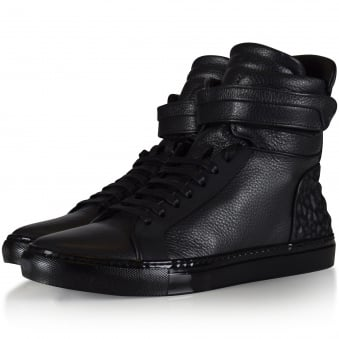 Ylati Black Amalfi High 2.0 Trainers