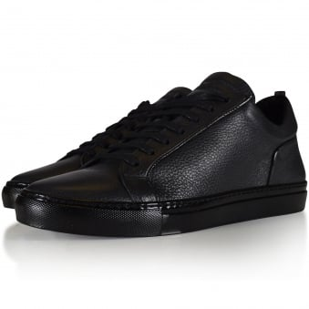 Ylati Black Amalfi Low 1.0 Trainers