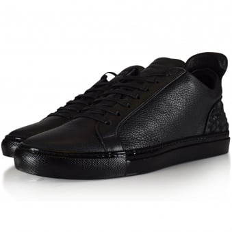 Ylati Black Amalfi Low 2.0 Trainers